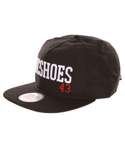 Dcshoes | Бейсболка С Прямым Козырьком Dc Wavy Black