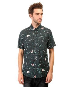 Quiksilver | Рубашка Sweetsourshirt Wvtp Sweet And Sour Black