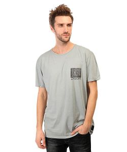 Quiksilver | Футболка Checkerpastss Tees Flint Stone
