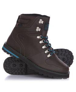 Dcshoes | Ботинки Высокие Dc Peary Brown