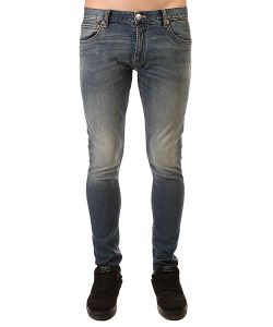 Quiksilver | Джинсы Узкие Zeppelin Med Bl Pant Medium Blue