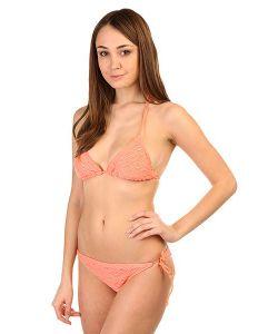 Roxy   Купальник Женский Tiki Tri/Tie Sunkissed Coral