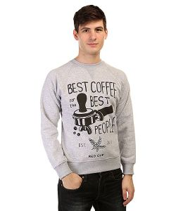 Anteater | Толстовка Свитшот Crewneck Coffee Grey