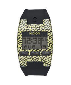 Nixon | Электронные Часы Comp S Neon Yellow Amoeba