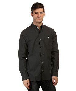 Nixon | Рубашка Ominous Shirt Black