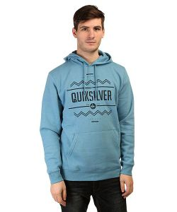 Quiksilver | Толстовка Кенгуру Hrymmar Vista Otlr Niagara