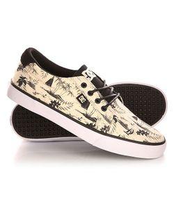 Dcshoes | Кеды Кроссовки Низкие Dc Council Sp Black/Cream