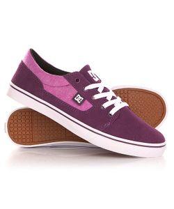 Dcshoes | Кеды Кроссовки Низкие Женские Dc Tonik Se J Shoe Purple Wine