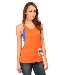 CajuBrasil   Майка Женская Dry Sport T-Shirt Orange