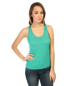 CajuBrasil   Майка Женская Spike T-Shirt Green