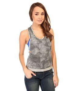 CajuBrasil   Майка Женская Palm Beach T-Shirt Sport Grey