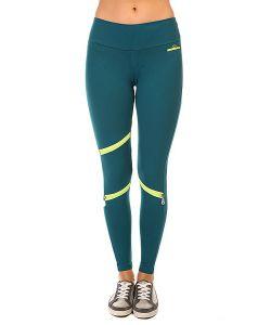 CajuBrasil   Леггинсы Женские New Zealand Legging Green