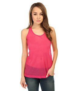 CajuBrasil   Майка Женская Tela Net T-Shirt Pink