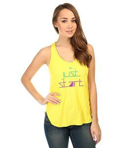 CajuBrasil   Майка Женская Newtrip T-Shirt Yellow