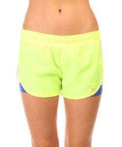 CajuBrasil | Шорты Пляжные Женские Tafetб Shorts Yellow