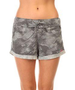 CajuBrasil | Шорты Пляжные Женские Palm Beach Shorts Sport Grey