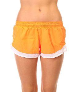 CajuBrasil | Шорты Пляжные Женские Tafetб Shorts Orange
