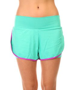 CajuBrasil | Шорты Пляжные Женские Trend Shorts Blue