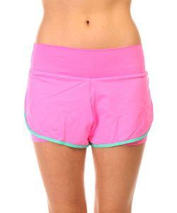 CajuBrasil | Шорты Пляжные Женские Trend Shorts Pink