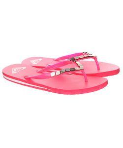 Roxy | Вьетнамки Женские Bermuda Shells J Sndl Pink