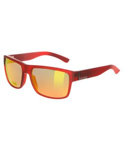 Quiksilver | Очки Ridgemont Rubberized Red/Ml Red
