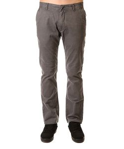 Quiksilver | Джинсы Прямые Everyday Chino Ndpt Dark Shadow