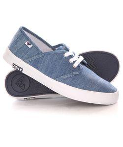 Roxy | Кеды Кроссовки Низкие Женские Hermosa Ii J Shoe Light Blue