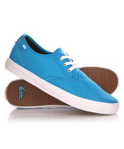 Quiksilver | Кеды Кроссовки Низкие Shorebreak Nylo Shoe Blue/White