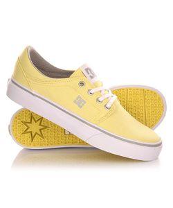 Dcshoes | Кеды Кроссовки Низкие Женские Dc Trase Tx J Shoe Yellow