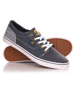 Dcshoes | Кеды Кроссовки Низкие Женские Dc Tonik W Se J Shoe Insignia Blue