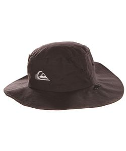 Quiksilver | Панама Bushmaster Hats Black