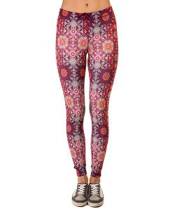 Roxy | Леггинсы Женские Relay Pant J Ndpt Psychedelic Dream Co