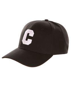 Truespin   Бейсболка Классическая Abc Baseball Cap Black C