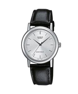 Casio | Кварцевые Часы Collection Mtp-1261pe-7a Grey/Black