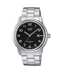 Casio   Кварцевые Часы Collection Mtp-1221a-1a Grey/Black