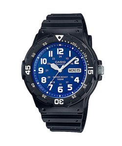 Casio | Кварцевые Часы Collection Mrw-200h-2b2 Black/Blue