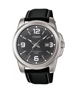Casio | Кварцевые Часы Collection Mtp-1314pl-8a Grey/Black