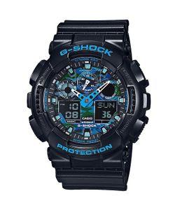 Casio G-Shock | Кварцевые Часы Ga-100cb-1a Navy