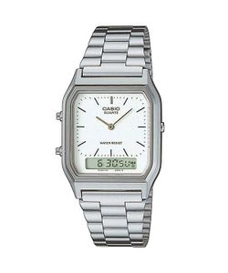 Casio | Кварцевые Часы Collection Aq-230a-7d Grey