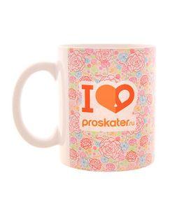 Proskater.ru | Кружка Rose Ss16 Подарок