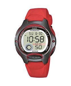 Casio | Электронные Часы Collection Lw-200-4a Red/Grey