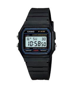 Casio | Электронные Часы Collection F-91w-1q Black