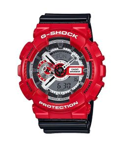 Casio G-Shock | Электронные Часы Ga-110rd-4a Red/Black