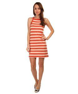Roxy | Платье Женское Stranded Ktdr Classic Stripe Chili