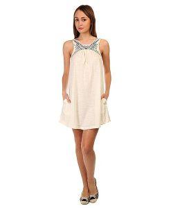 Roxy | Платье Женское Come Ktdr Sand Piper