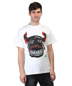 Quiksilver | Футболка Viking Tee Kttp White