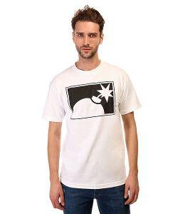 The Hundreds | Футболка Forever Half Bomb T-Shirt White