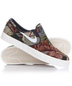Nike | Слипоны Zoom Janoski Slp Cnvs Prm