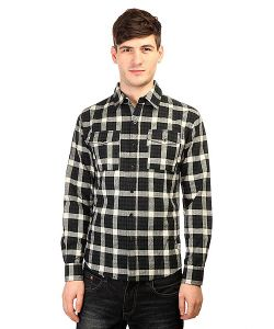 Anteater | Рубашка В Клетку Flshirt Black