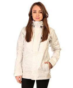 Burton | Куртка Женская W Ak 2l Altitude Jk White Python
